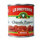 Chipotle Pepers in Adobo Saus